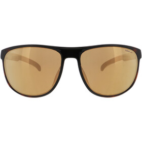 Red Bull SPECT Slide Zonnebril, havanna/brown with bronze mirror polarized